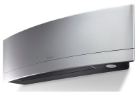 Daikin  EMURA FTXG50LS Hi-tech silver. Внутренний блок мультисплит-системы