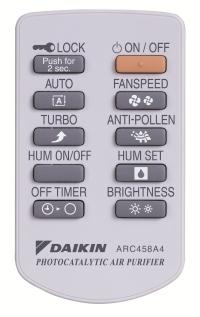Воздухоочиститель Daikin MC70LVM Технология очистки Streamer