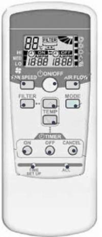 Mitsubishi Heavy FDT100VD/FDC100VN Inverter Панель 950х950мм