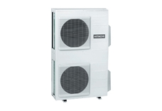 Hitachi RAM-130QH5. Наружный блок Hitachi Multizone Inverter