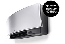 Daikin FTXG50LS/RXG50L EMURA silver (серебристый)
