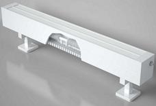 Пластинчатые радиаторы и коннекторы ISAN EXACT
