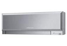 Mitsubishi Electric MSZ-EF25VE/MUZ-EF25VE Design Inverter Silver