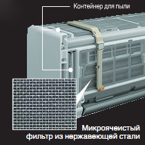 в кондиционер Hitachi RAS-18LH2/RAС-18LH2 LUXURY POWER